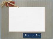 deco design autres carton cadre bruge pascal : Cadre en carton