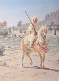 Cavalier marocain