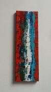 tableau abstrait art peinture couleurs abstrait : petit retour de situation