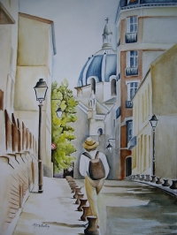 La Butte aux cailles PARIS