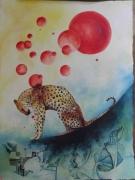 dessin animaux : Jaguar