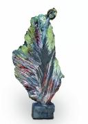 sculpture abstrait danseuse amazone femme : Eve