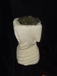 pot en pierre