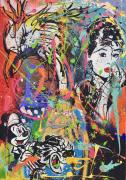 tableau pop art : YUME