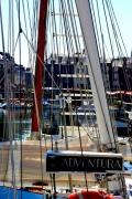 photo marine bateau ancien marine : Aventure