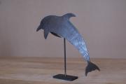 sculpture animaux : Dauphin