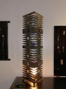 autres autres : lampe totem