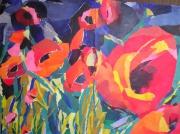 autres fleurs fleur coquelicot collage champ : les coquelicots