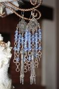 bijoux boucle d oreill creation fete : BO123-69.99