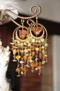 bijoux boucle d oreill bijoux fete creation : BO115-59.99