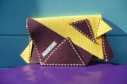 textile clothing autres pochette feutrine : POCHETTE EN FEUTRINE