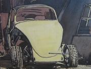 tableau scene de genre peinture voiture tableau peinture voi tableau voiture tableau hollywoodien : Dodoche