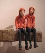 sculpture : Le Réconfort