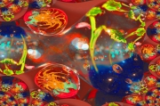 photo abstrait origine sulfure : sulfure fantaisie