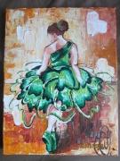 tableau personnages toile danseuse etoil peinture danseuse cl toile danseuse etoil aa labrini : Ulysse