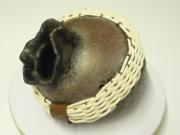 sculpture poterie ceramique artisanale ville vise : poterie céramique patine