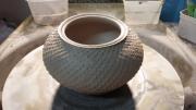sculpture pot fleurs : pot pour fleurs