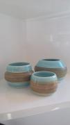 sculpture pots ceramique : pots déco