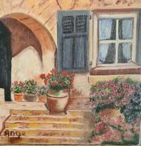 Le Porche Fleuri