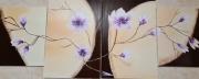 artisanat dart fleurs : Orchidées