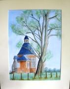 tableau architecture chapelle pas de calais architecture : Chapelle Busnes (62)