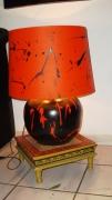 sculpture abstrait : Lampe