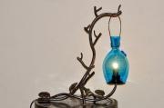 artisanat dart autres lampe luminaire en fer forge lanterne : lampe