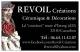 galerie artiste - REVOIL créations