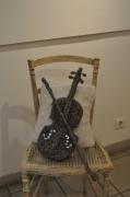 sculpture autres musique stradivarius violon contemporain : Plazyvarius