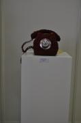 sculpture autres disco annees 70 sculpture telephone : Télédiscophone