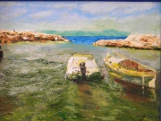 tableau paysages : Marseille(1)