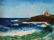 tableau paysages : Collioure