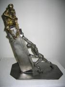 sculpture : BASCULER