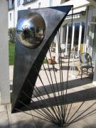 sculpture : IMPACTEE