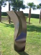 sculpture : LA VOILE