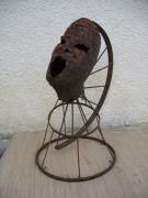 sculpture : LA FAIM