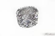bijoux villes bracelet cristaux fantaisie : Glam'