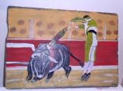 autres animaux : taureau machi