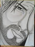 tableau personnages : tristesse d un homme