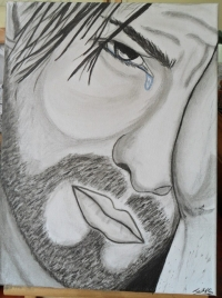 tristesse d un homme
