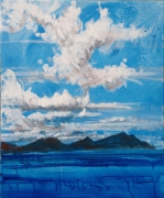 tableau paysages toile cote azur frej achat peinture mer peintre toulouse fre st raphel peinture : mer et côte