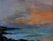 tableau marine mer plage ciel amp1057oucher du : Mascaret
