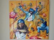 tableau sport : Danse