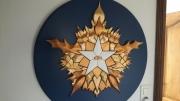 tableau architecture l etoile flambo etoile flamboyante avitali anatole jacob : étoile Flamboyante...