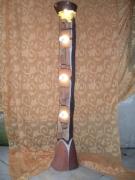 sculpture autres bois verre fer terre cuite : Gondwana