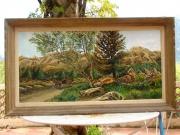 tableau paysages : Col de Vergio