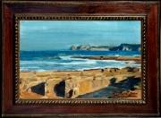 artisanat dart marine alejandro cabeza marine marina paisaje : Paisaje de Jávea