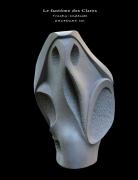 sculpture abstrait sculpture brassaclesmines jerome rouchon : LE FANTOME DES CLARES