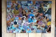 tableau autres jerome rouchon 63570 sculpteur : LA DANSE