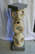 artisanat dart autres socle brassaclesmines jerome rouchon : SOCLE
